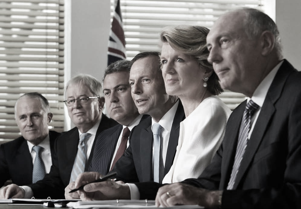 Liberal Party Front Bench