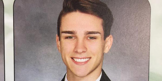 A high schooler's viral yearbook quote tipped off the soon to be divorced couple